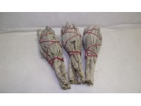 White Sage Mini Sticks 3 pack