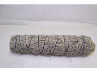 SAGE BLUE SAGE HOUSE CLEANSING CLEANSES NEGATIVITY HATE REMOVAL EXORCISM SMUDGE