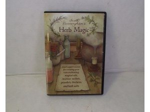 Herb Magic DVD by Scott Cunningham