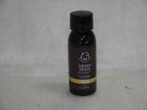 Earthly Body Massage Oil Dreamsicle
