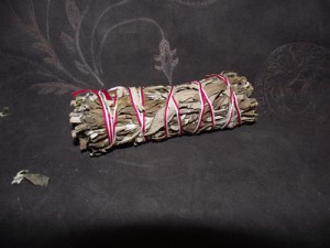 Lavender Smudge Stick mini Smudging