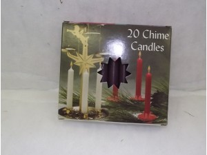 Chime Party Candles Purple