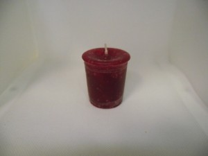 Crystal Journey Candle Courage