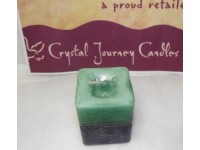 Crystal Journey Candle Reiki Stress Relief
