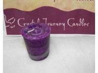 Crystal Journey Candle Reiki Crown