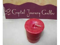 Crystal Journey Candle Reiki Dragons Blood