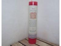 Crystal Journey Pillar Candle Reiki Love