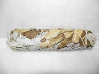 Medium White Sage and Yerba Santa Smudge Stick