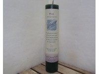 Crystal Journey Pillar Candle Reiki Peace