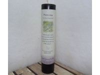 Crystal Journey Pillar Candle Reiki Protection