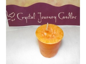 Crystal Journey Candle Reiki Sacral