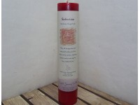 Crystal Journey Candle Reiki Pillar Seduction