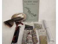 Sage N Smudge TM House Blessing Cleansing Gift Set