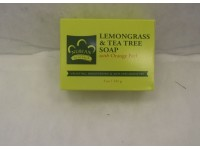Nubian Lemon Grass and Tea Tree Soap